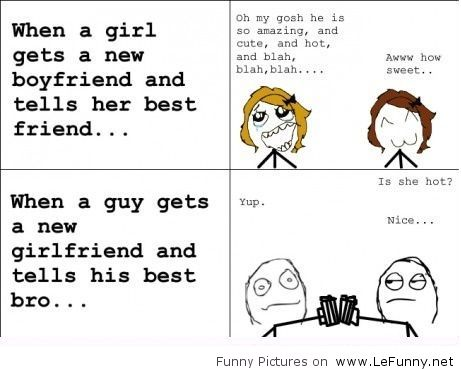 20 Very Funny Girlfriend Pictures