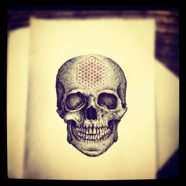 Latest dotwork tattoos ideas by kenji alucky