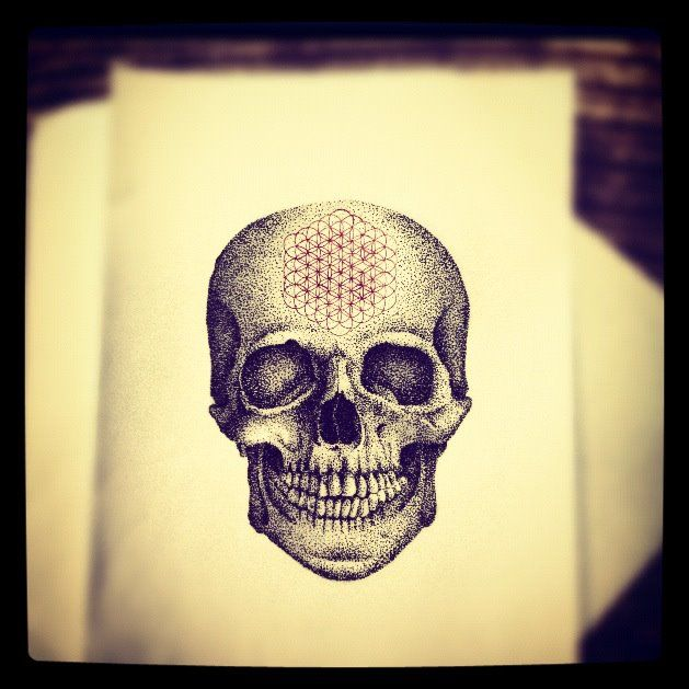 Latest dotwork tattoo designs ideas