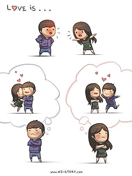Funny Love Clipart Picture