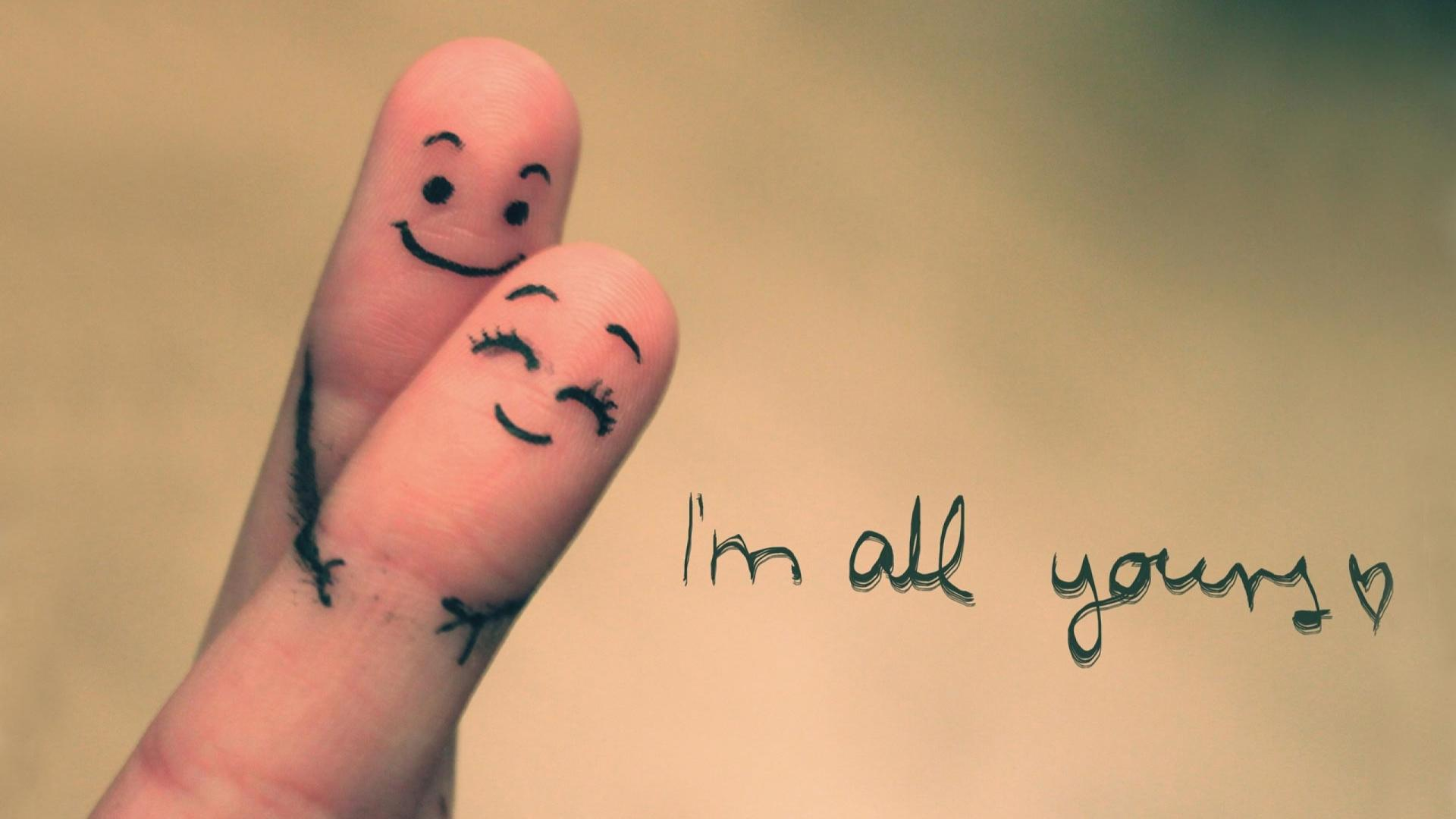 I Am All Yours Funny Love Picture
