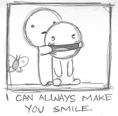 I Can Always Make You Smile Funny Love