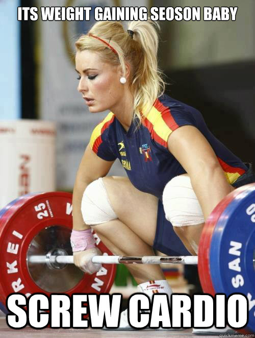 15 Very Funny Weightlifting Photos
