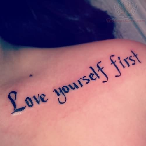 Tattoo Quotes About Yourself: 30 Awesome Collarbone Tattoo Images Ideas Gallery
