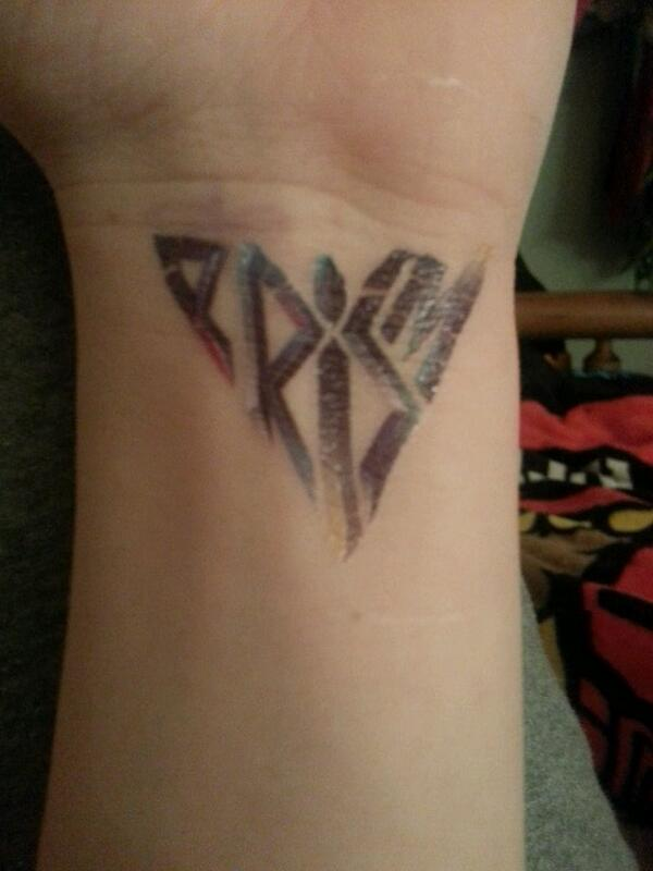 23 Awesome Prism Tattoo Images, Designs And Ideas