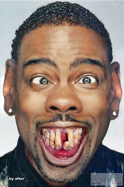 Will Smith Smiling With Funny Teeth