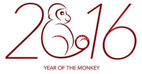 2016 chinese new year of the monkey - When Is Chinese New Year 2016