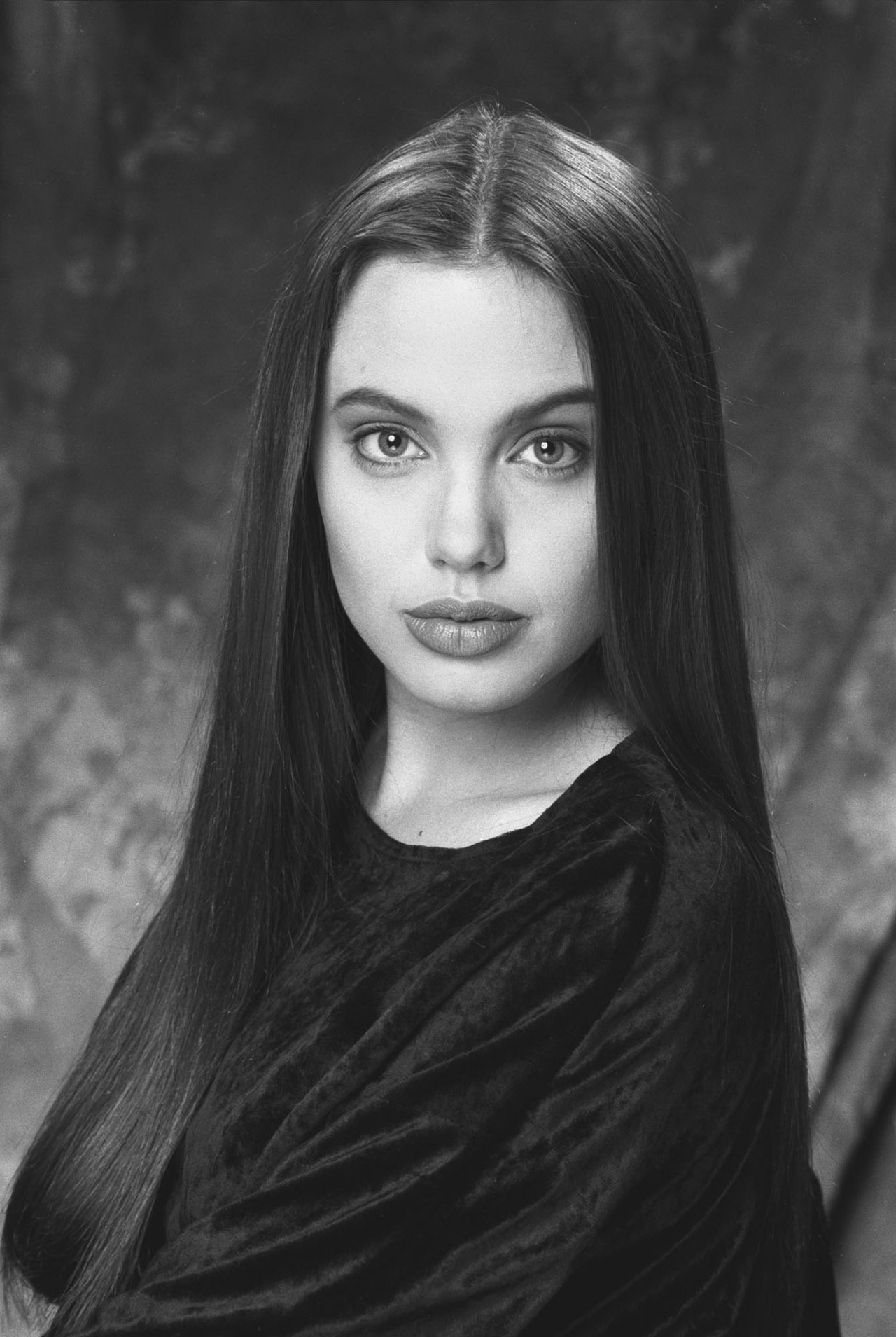 Lady Gaga High School Yearbook Picture 21 Young Angelina Joli...