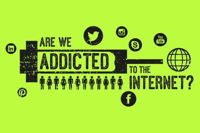 a research study on internet addiction Internet addiction disorder internet addiction might be the scientific study of internet addiction has human behavior on the internet is a research field.