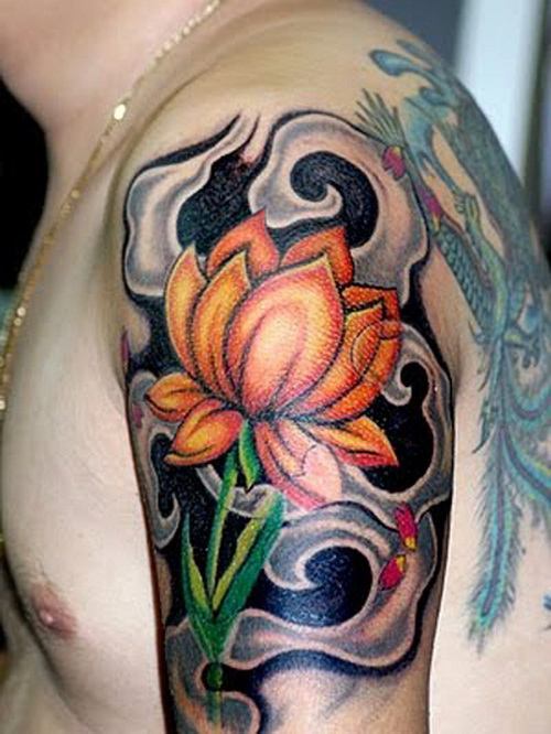 11 Awesome Colorful Japanese Tattoo Images And Pictures