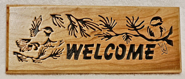 Front door welcome sign Front porch welcome sign Rustic wood