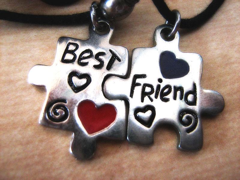 Best Friend Locket