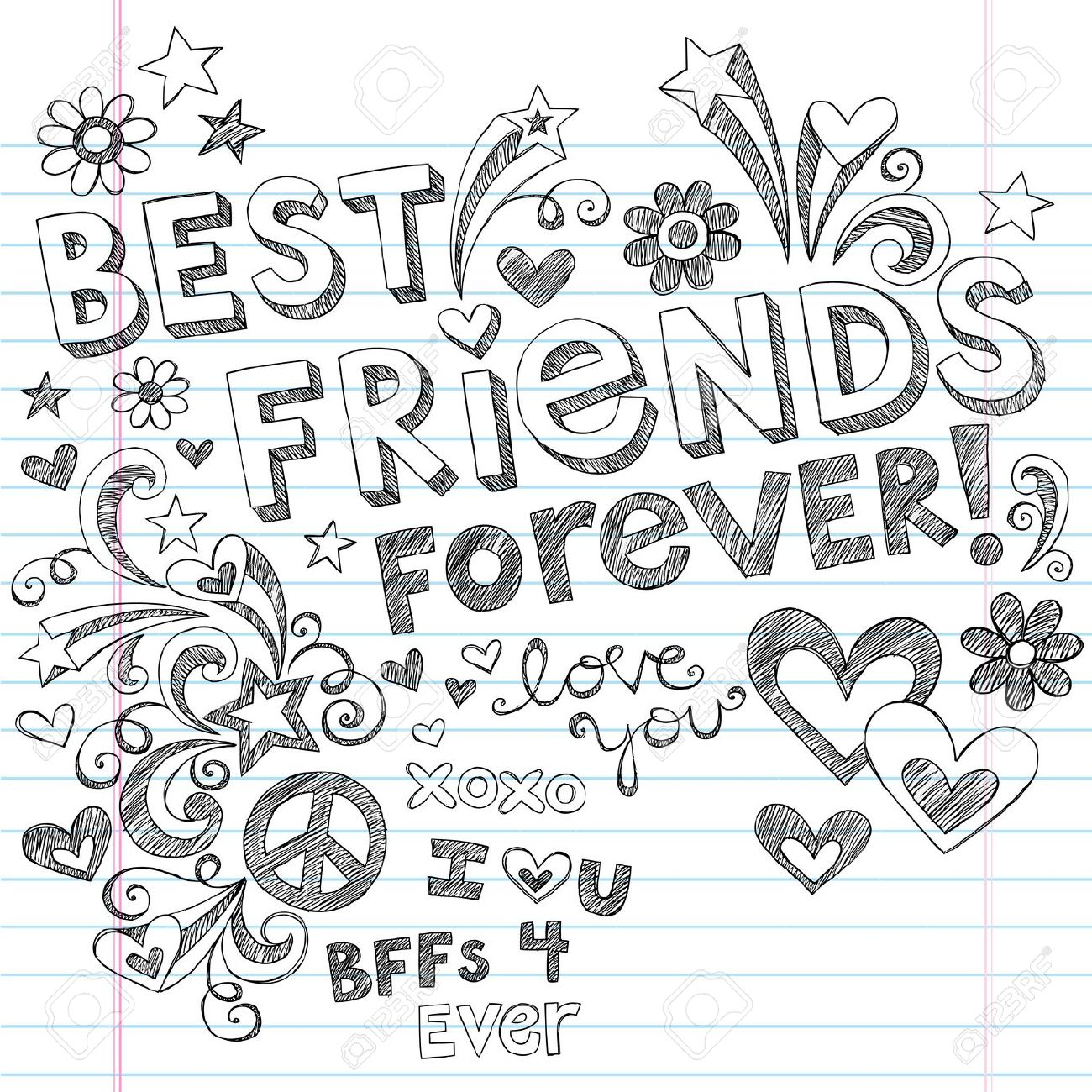 I Love You Bestfriend Quotes 47 Wonderful Best Friend Forever Pictures