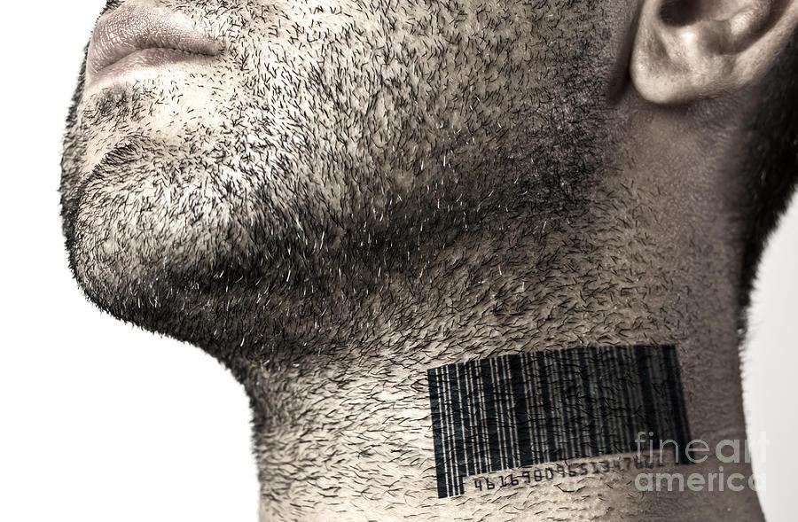 Barcode Tattoo Neck 27 Barcode Tattoo Imag...