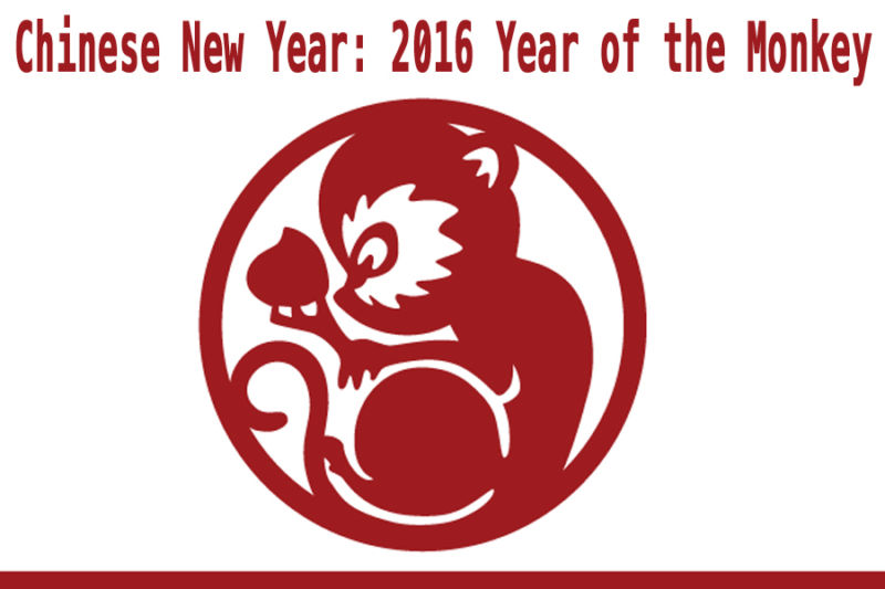 chinese new year 2016 year of the monkey picture - Chinese New Year Year Of The Monkey