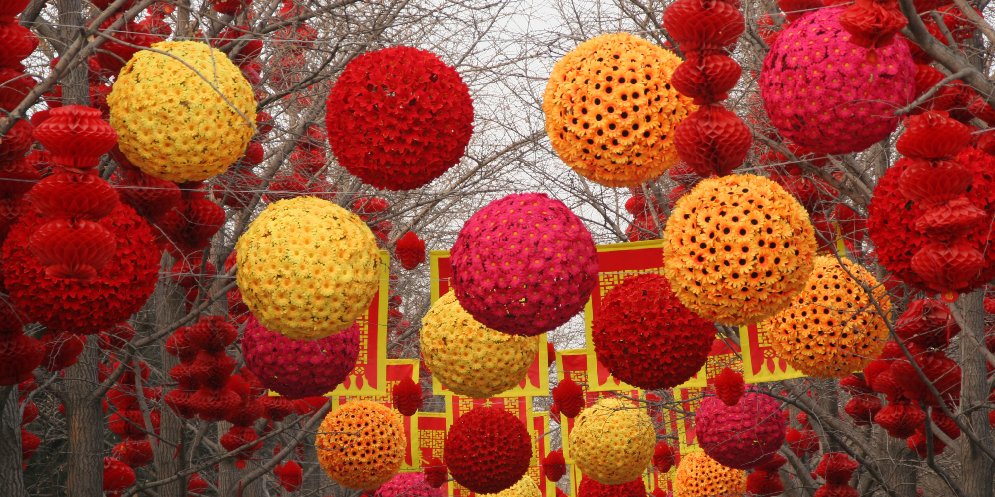 Chinese new year decoration ideas for Decoration new year