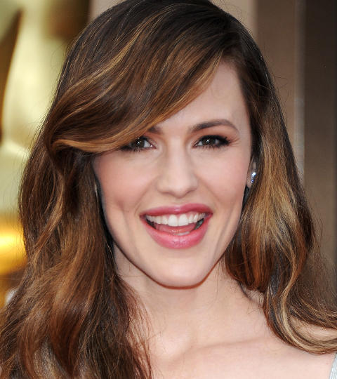 Cute Smiling Jennifer Garner