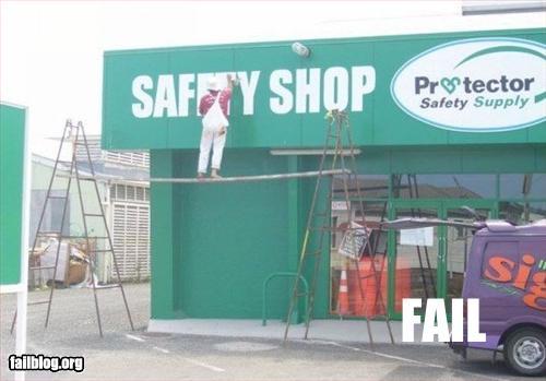 Funny Safety Shop Image
