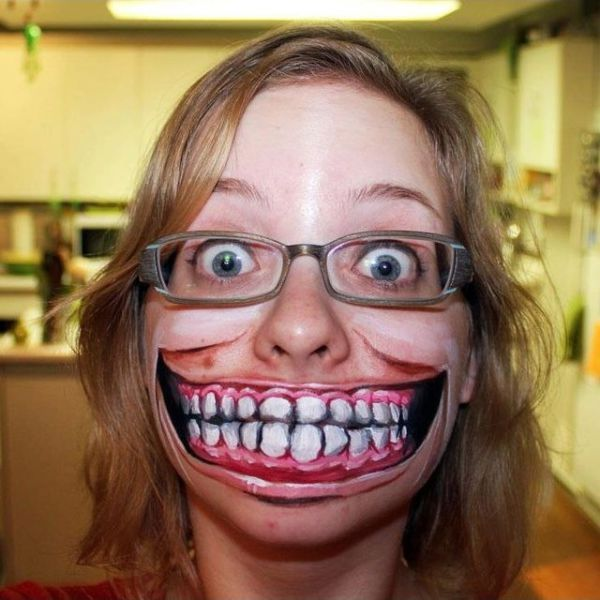 27 most funny mouth pictures. Black Bedroom Furniture Sets. Home Design Ideas