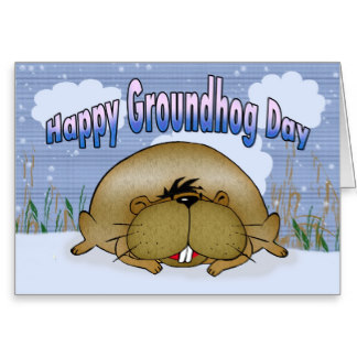 25 very best groundhog day pictures and images happy groundhog day greeting card m4hsunfo