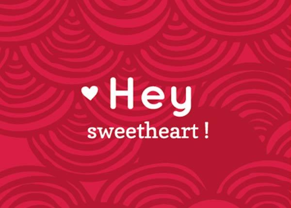 Hello My Sweetheart