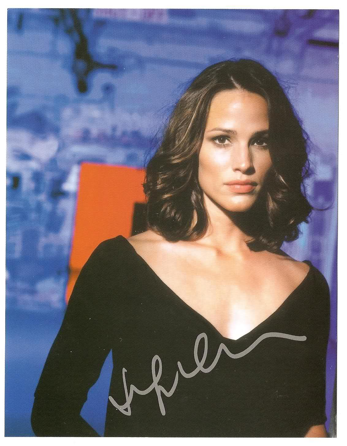 9 Jennifer Garner Autographed Photos