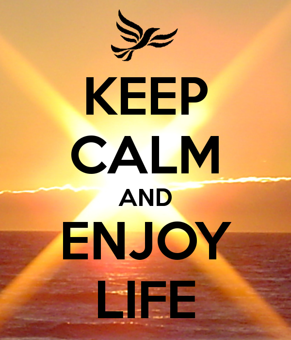 Enjoying My Life Quotes: 13 Best Enjoy Pictures