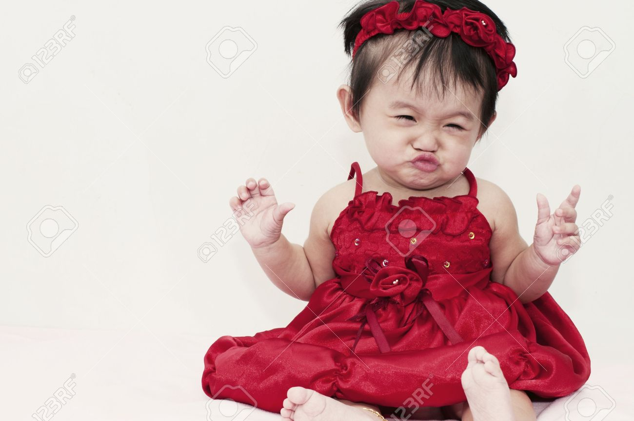 27 Most Funny Baby Girl Pictures Funny Baby Girl
