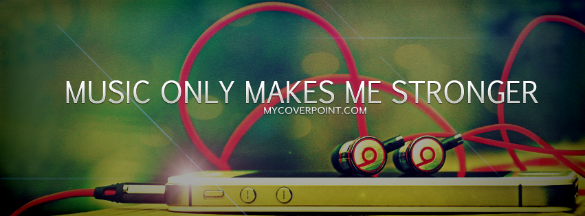 25 Wonderful Music Facebook Cover Pictures