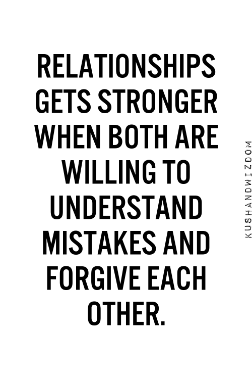 Quotes About Relationships And Time: Relationship Gets Stronger When Both Are Willing To