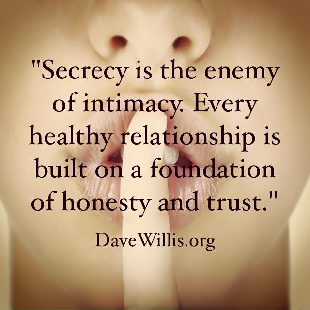 Truth And Trust Quotes: Without Communication There Is No Relationship; Without