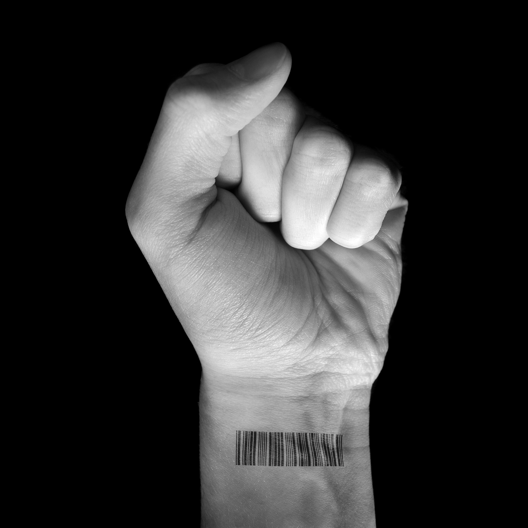 27 Barcode Tattoo Images, Pictures And Ideas