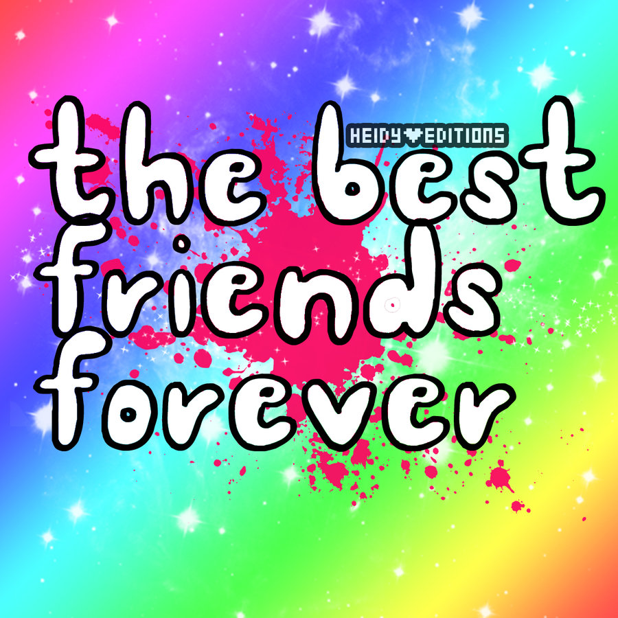 I Love You Friend Wallpaper: 47 Wonderful Best Friend Forever Pictures