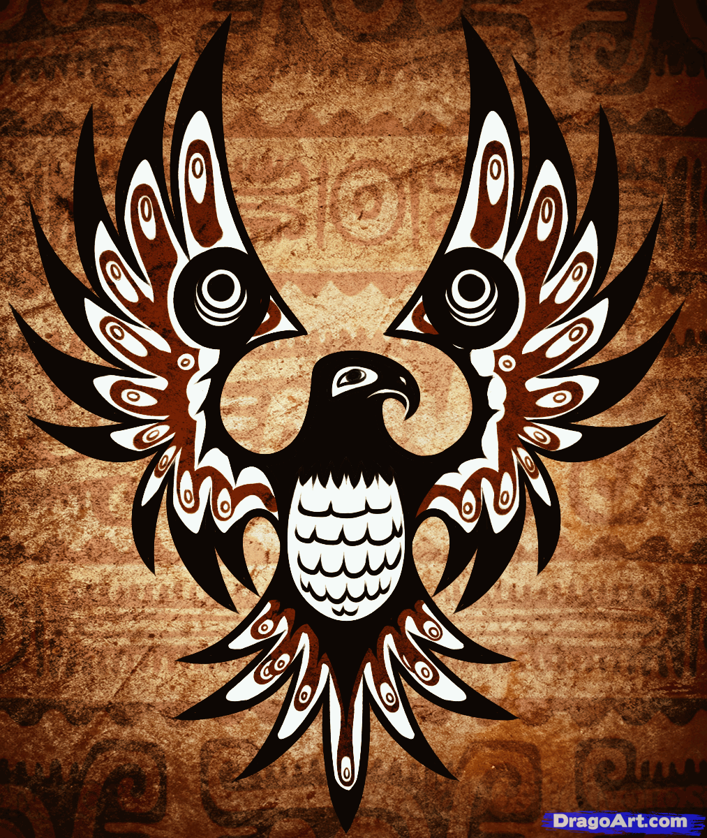 11 beautiful native american tattoo images pictures and ideas for Native design