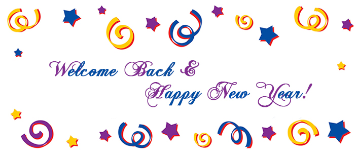 Griffin Middle School PTSA - Welcome Back & Happy New Year!