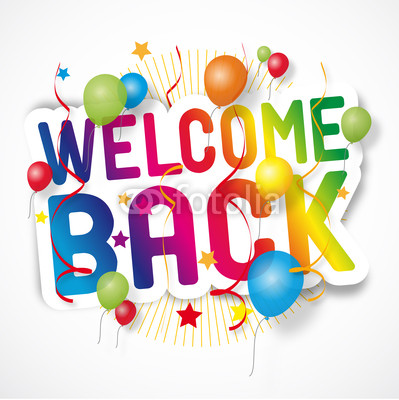 35 very best welcome back pictures and photos rh askideas com Welcome Back to Work Card free clipart images welcome back to work