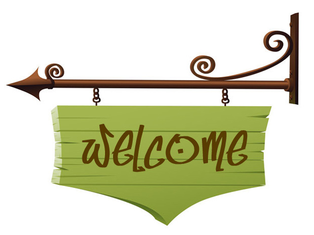 Image result for welcome sign