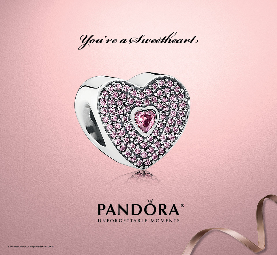 Coupons For Pandora Jewelry: 31Wonderful Sweetheart Pictures