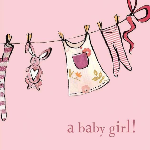 Baby Girl On The Way Quotes: 38 Wonderful Baby Girl Born Wishes Pictures