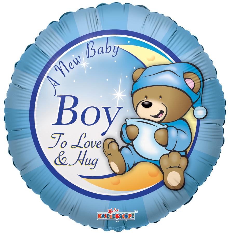 a new baby boy