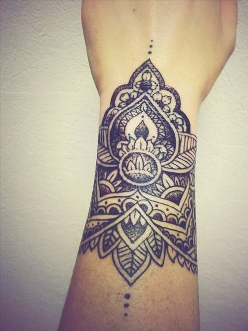 20 Mandala Tattoo Images Pictures And Ideas