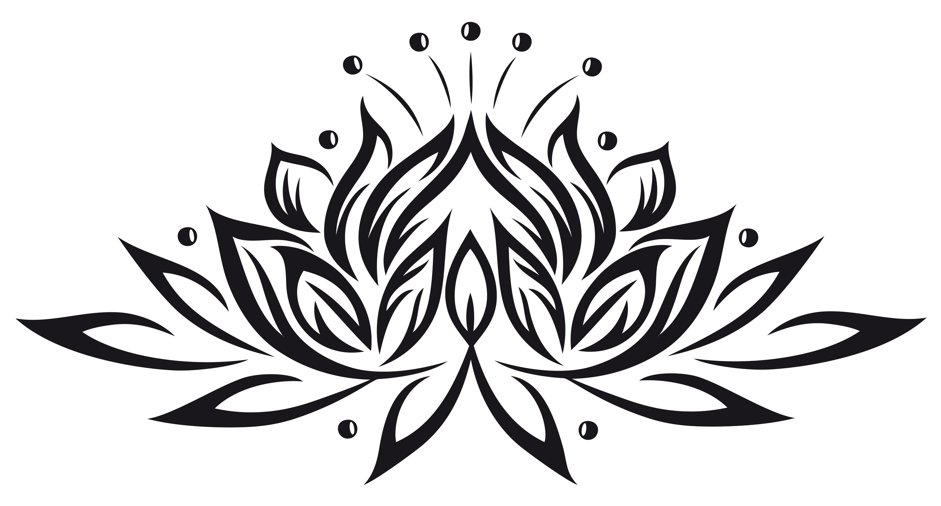 4 lotus tattoo design and sample ideas
