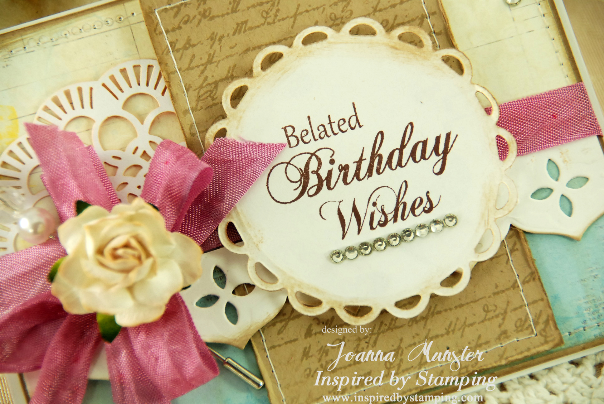 Belated Birthday Wishes Card Ecard