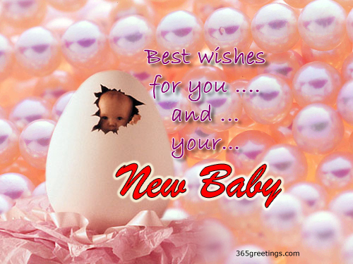 Best Wishes For You And Your New Baby