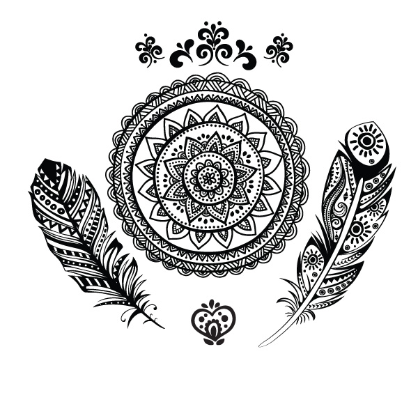 9 Mandala Tattoo Designs And Ideas