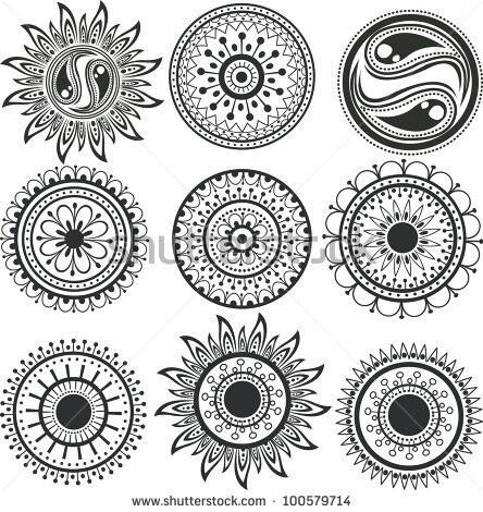 6e54384b62e27 9+ Mandala Tattoo Designs And Ideas