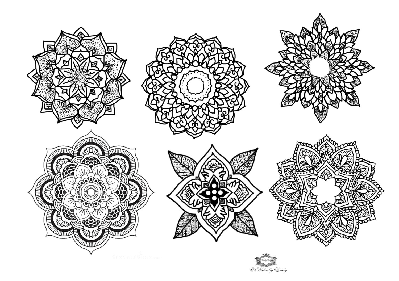 9 Mandala Tattoo Designs And Ideas