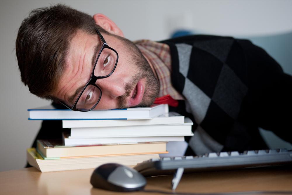 lack of sleep affects school work