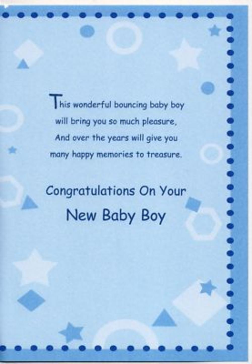 New baby wishes card roho4senses new baby wishes card m4hsunfo