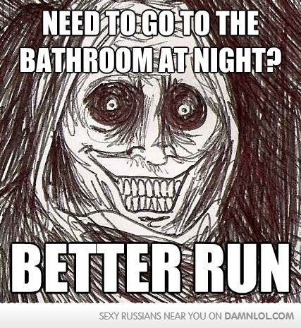 31 Very Funny Scary Pictures And Images